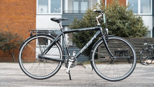 brugt herrecykel vonbackhaus